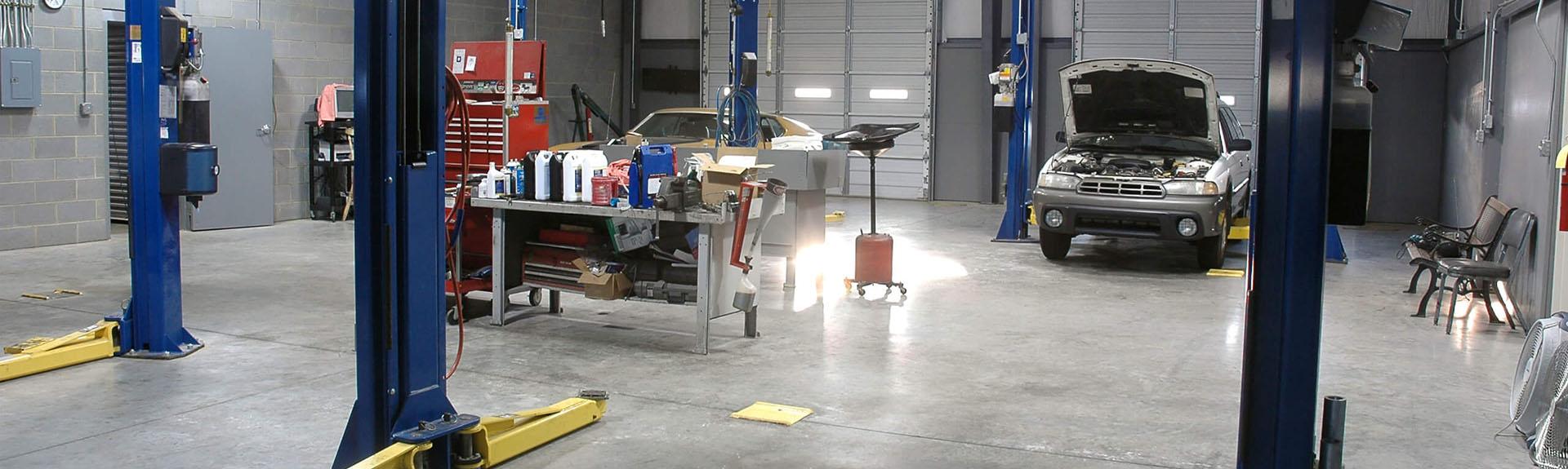 auto repair shop equipment colordao