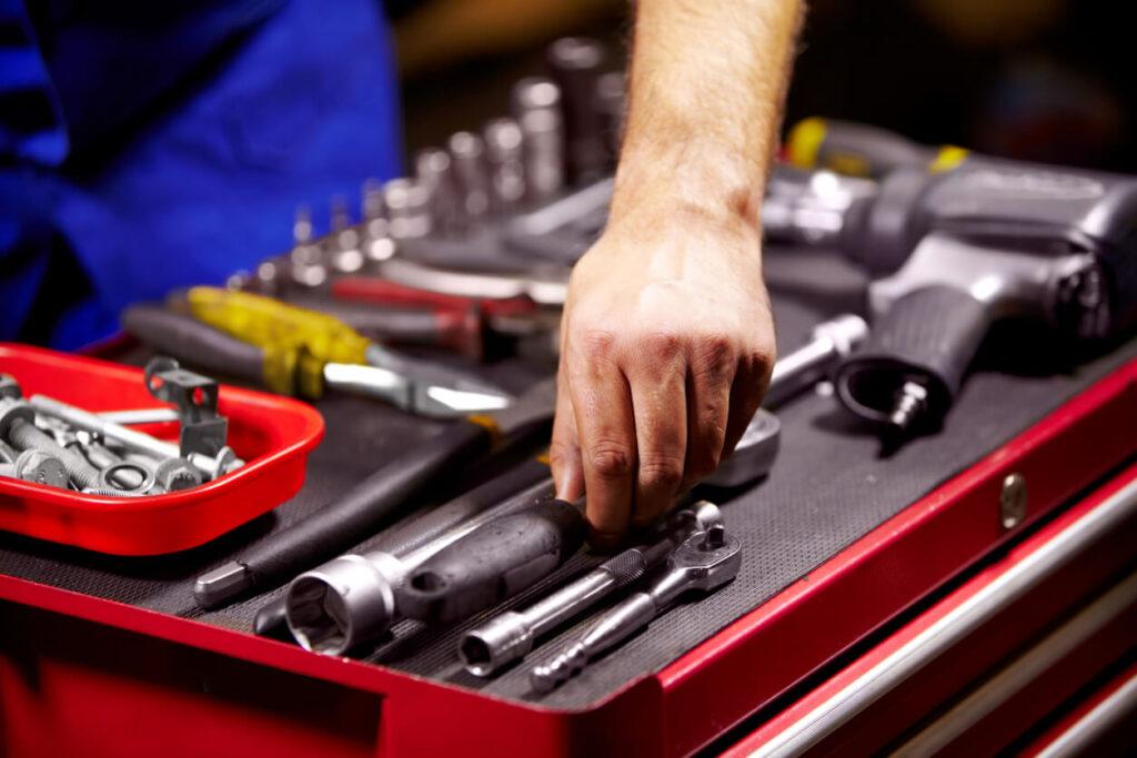 auto equipment repair